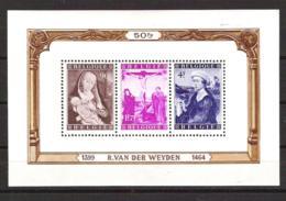 BELGIE OBP Bloc 28 */** Zegels Postfris    Cote EUR 170,00 - Blocks & Sheetlets 1924-1960