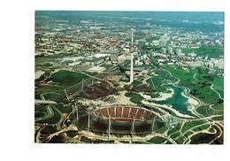 Cpm -  Parc Olympique De Munich - Stade - Football - - Soccer