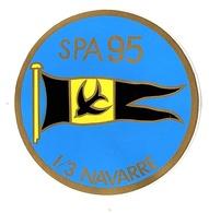 Escadron De Chasse 1/3 Navarre -SPA 95 - Non Classificati