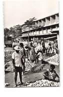 Guinée Française Conakry Le Marché Aux Oranges CPSM PF - Frans Guinee