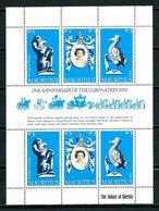 Mauricio Nº Minipliego-469/71 Nuevo - Mauritius (1968-...)