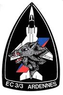 Escadron De Chasse 3/3 Ardennes - Non Classificati