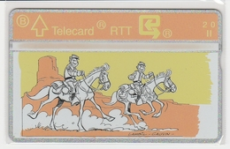 1525.  LES TUNIQUES BLEUES - Comics