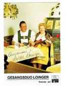 Cpm -  Groupe Musiciens Gesangsduo Loinger Ariola - FEMME JOUE GUITARE - - Musique Et Musiciens