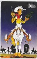 1525.  LUCKY LUKE - Fumetti