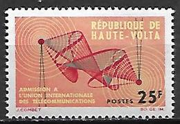 HAUTE VOLTA   -  1964  .  Y&T N°131 *.   U. I. T. - Alto Volta (1958-1984)