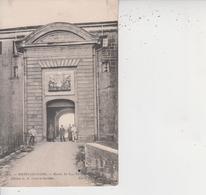 39 SALINS LES BAINS  -  Entrée Du Fort Saint-André  - - France