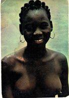 Carte POSTALE  Ancienne De TOGO - Nue, Sourire Au Bord Du Fleuve MONO - Togo