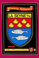 LA SEYNE SUR MER -  BLASON ADHESIF - La Seyne-sur-Mer