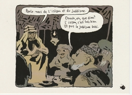 1266. LE CHAT DU RABIN - Cómics