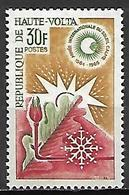 HAUTE VOLTA   -   1964  .  Y&T N°135  *.    Année Du Soleil Calme. - Alto Volta (1958-1984)
