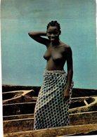 Carte POSTALE  Ancienne De TOGO - Sourire Du TOGO - Togo