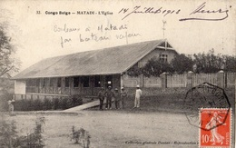 MATADI L'EGLISE - Congo Belge - Autres