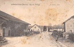 25 . N°205270. SOMBACOUR. Bas Du Village - France