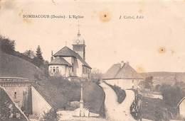 25 . N°205271. SOMBACOUR. L'église - France