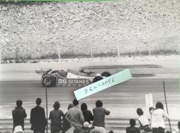 Photo Prise En 1979 De Jacques Laffitte Sur Ligier Formule 1 Circuit Dijon Prenois - Fotografia