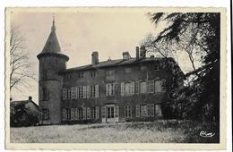 EMERINGES (69) Château Du Chaylard Cim, Cpsm Pf, Envoi 1947 - Frankreich