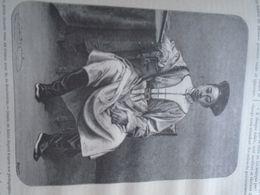 Li-eur  Jeune Chinois -  CHINA Chine Chinese - Engraving 1864 TDM1864.2.329 - Estampas & Grabados