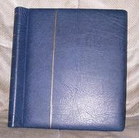 DDR Leuchtturm SF Vordruckblätter 1980 - 1990 Komplett Im Blauen Leuchtturm Klemmbinder Luxus  Neupreis über 300,- Euro - Alben & Binder