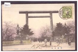 JAPAN - TOKYO - YASUKUNI SHRINE AT KUDAN - TB - Tokyo