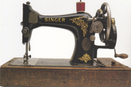 Postcard - From The Robert Opie Collection - Singer Sewing Machine - Card No. 02DC04 - VG - Cartes Postales