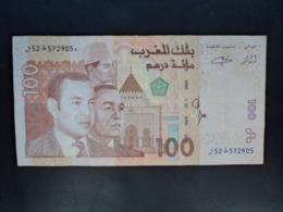 MAROC : 100 DIRHAMS   1423 - 2002    P 70      TTB - Morocco