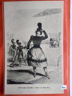 CPA.Métiers. Sapeur Pompier .Fête Des 100.000 . Paris - 13 Août 1911. (D1.536) - Pompieri