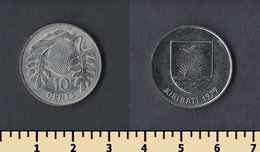 Kiribati 10 Cents 1979 - Kiribati