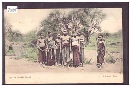 MOZAMBIQUE - CAFFER WOMEN BELLE - TB - Mozambique