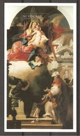ST.VINCENT - 2001 Natale TIEPOLO Madonna Appare A S.FILIPPO NERI (chiesa S.Filippo Neri, Camerino) BF Nuovo** MNH - Religion