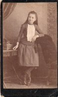 V05x  CDV Militaire Jeune Fille Robe Photographe Coulon & Vollenveider à Alger - Photographie