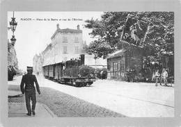 Mâcon Tramway Tram Tacot Fleurville Réédition - Macon