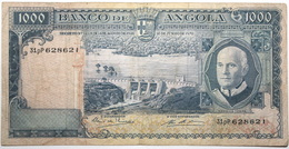 Angola - 1000 Escudos - 1970 - PICK 98 - TTB - Angola