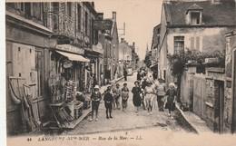 14 Langrune Sur Mer. Rue De La Mer - France