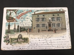 CPA 1900/1920 Gruss Aus Gravelotte Lithographie - France