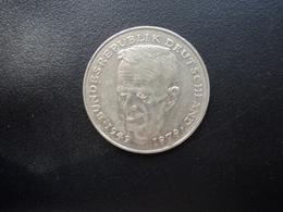 RÉPUBLIQUE FÉDÉRALE ALLEMANDE : 2 DEUTSCHE MARK   1989 D    Tranche A *    KM 149      SUP+ - 2 Mark