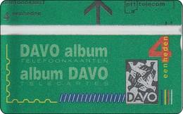 Niederlande Optical Phonecard DAVO Album Mint - Niederlande