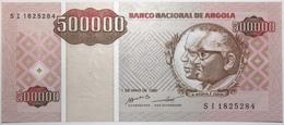 Angola - 500000 Kwanzas - 1995 - PICK 140 - NEUF - Angola