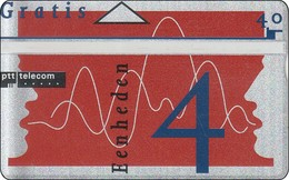 Niederlande Optical Phonecard LUTEX Mint - Niederlande