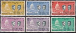 Togo 365 à 370 ** - Togo (1960-...)