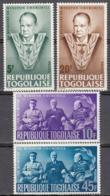 Togo 458 à 460 ** - Togo (1960-...)