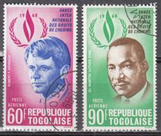 Togo PA 105 à 106 ° - Togo (1960-...)