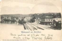 WÄDENSWEIL Am ZÜRICHSEE - ZH Zurich