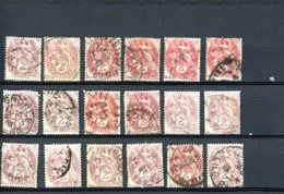 40086) France Collection - 1900-29 Blanc