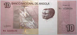Angola - 10 Kwanzas - 2012 - PICK 151 Ba - NEUF - Angola
