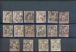 40089) France Collection - 1900-29 Blanc
