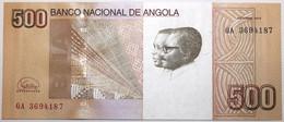Angola - 500 Kwanzas - 2012 - PICK 155b - NEUF - Angola