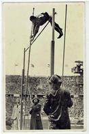 Photo Karte Olympiade Berlin 1936 Stabhochsprung Meadows USA - Gesendet 11-8-1936 Deutsches Reich - Olympic Games