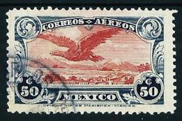 México Nº A-1a Usado Cat.60€ - Mexiko
