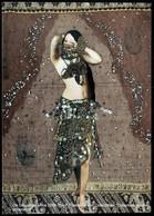 Illustration De GHALIA BENALI Pour Le BAZAAR Rue Des Capucins à Bruxelles Art Brussels Danse Du Ventre Belly Dance Music - Danse